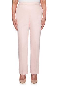 Image: Sateen Proportioned Medium Pants
