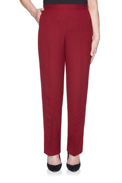Image: Textured Proportioned Medium Pant